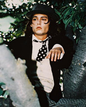 This is an image of 210780 Johnny Depp Photograph & Poster