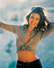 This is an image of 210970 Lynda Carter Photograph & Poster