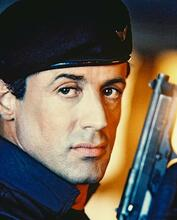 This is an image of 211181 Sylvester Stallone Photograph & Poster