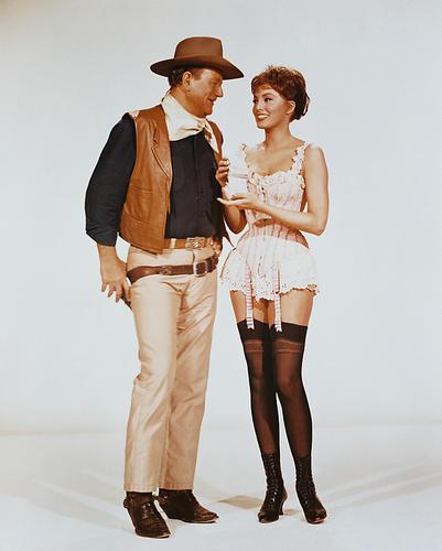 This is an image of 211450 John Wayne Photograph & Poster