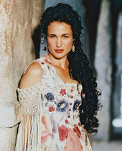 This is an image of 212501 Andie Macdowell Photograph & Poster