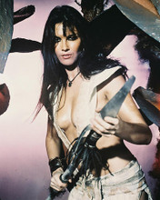This is an image of 212798 Caroline Munro Photograph & Poster