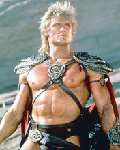 This is an image of 213901 Dolph Lundgren Photograph & Poster