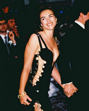 This is an image of 214097 Elizabeth Hurley Photograph & Poster