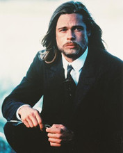 This is an image of 214513 Brad Pitt Photograph & Poster