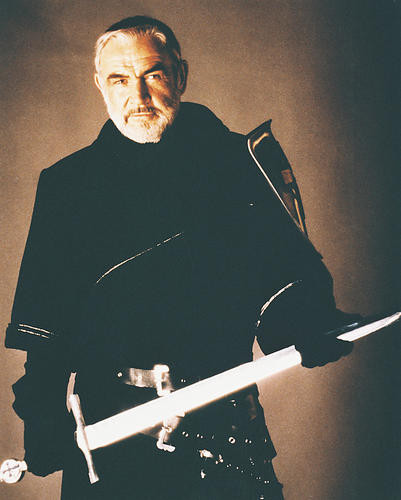 This is an image of 214975 Sean Connery Photograph & Poster