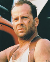 This is an image of 215135 Bruce Willis Photograph & Poster