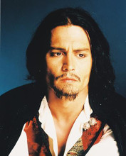 This is an image of 215139 Johnny Depp Photograph & Poster