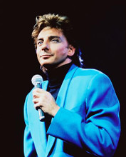This is an image of 215358 Barry Manilow Photograph & Poster