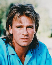 This is an image of 215747 Richard Dean Anderson Photograph & Poster