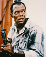 This is an image of 215838 Samuel L.Jackson Photograph & Poster