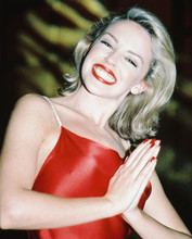 This is an image of 215862 Kylie Minogue Photograph & Poster