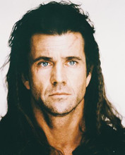 This is an image of 216033 Mel Gibson Photograph & Poster