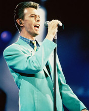 This is an image of 216131 David Bowie Photograph & Poster