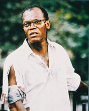 This is an image of 216199 Samuel L.Jackson Photograph & Poster