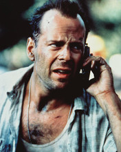 This is an image of 216304 Bruce Willis Photograph & Poster