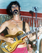 This is an image of 216692 Frank Zappa Photograph & Poster