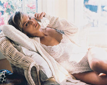 This is an image of 213411 Sharon Stone Photograph & Poster