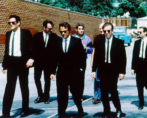 This is an image of 215726 Reservoir Dogs Photograph & Poster