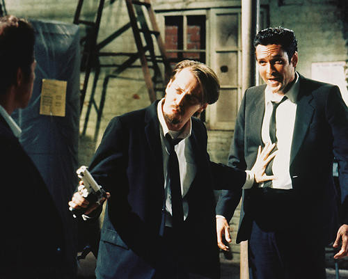 This is an image of 216968 Reservoir Dogs Photograph & Poster