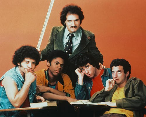 This is an image of 217396 Welcome Back Kotter Photograph & Poster