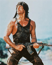 This is an image of 217728 Sylvester Stallone Photograph & Poster