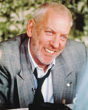 This is an image of 217739 Donald Sutherland Photograph & Poster