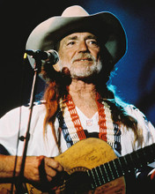 This is an image of 218028 Willie Nelson Photograph & Poster