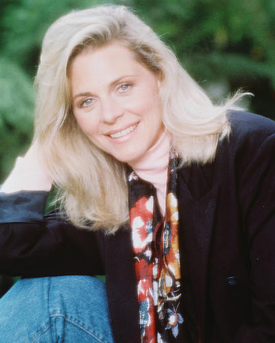 This is an image of 218104 Lindsay Wagner Photograph & Poster
