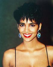 This is an image of 218554 Halle Berry Photograph & Poster