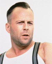 This is an image of 218913 Bruce Willis Photograph & Poster