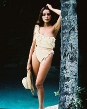 This is an image of 219049 Barbara Carrera Photograph & Poster