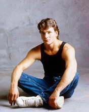 This is an image of 219728 Patrick Swayze Photograph & Poster