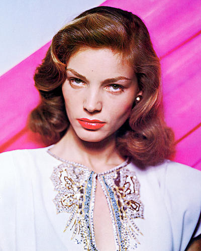 This is an image of 220449 Lauren Bacall Photograph & Poster