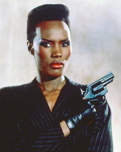 This is an image of 220612 Grace Jones Photograph & Poster