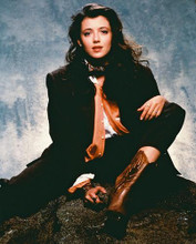 This is an image of 220725 Mia Sara Photograph & Poster