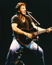 This is an image of 220747 Bruce Springsteen Photograph & Poster