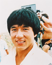 This is an image of 221033 Jackie Chan Photograph & Poster