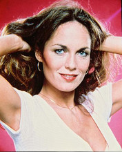 This is an image of 221500 Catherine Bach Photograph & Poster