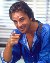 This is an image of 221658 Don Johnson Photograph & Poster
