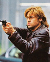 This is an image of 221735 Brad Pitt Photograph & Poster