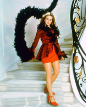 This is an image of 222302 Alicia Silverstone Photograph & Poster