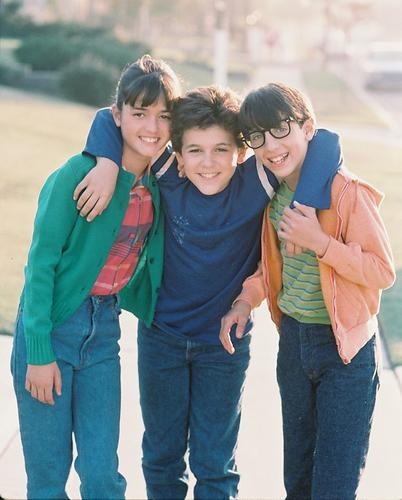 This is an image of 222366 The Wonder Years Photograph & Poster