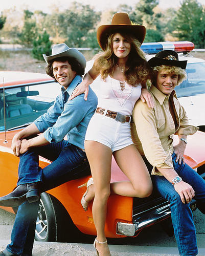 This is an image of 223537 Dukes of Hazzard Photograph & Poster
