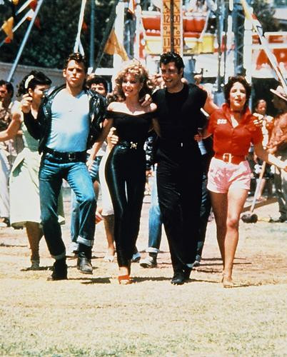 This is an image of 223562 Grease Photograph & Poster