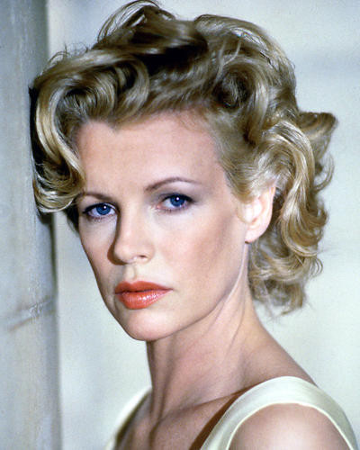 This is an image of 223910 Kim Basinger Photograph & Poster
