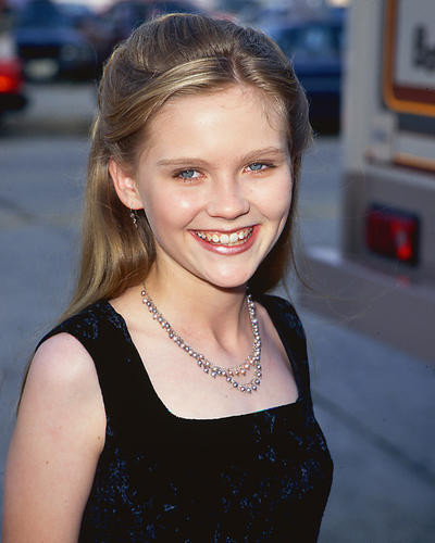 This is an image of 224851 Kirsten Dunst Photograph & Poster