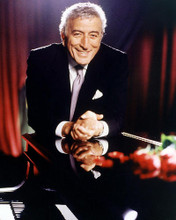 This is an image of 225222 Tony Bennett Photograph & Poster