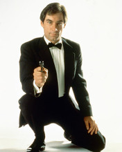 This is an image of 226160 Timothy Dalton Photograph & Poster