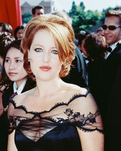 This is an image of 236207 Gillian Anderson Photograph & Poster